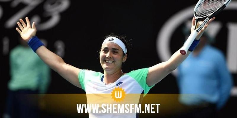 بطولة دبي للتنس: أنس جابر تمر إلى الدور الثاني