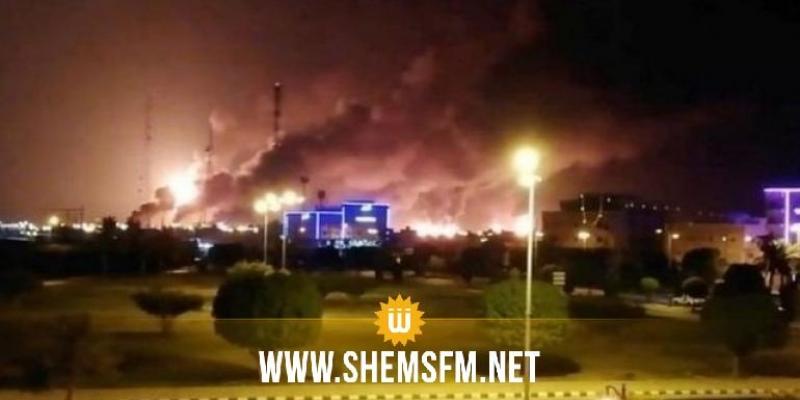 السعودية: استهداف إحدى ساحات الخزانات البترولية وحي سكني في الظهران