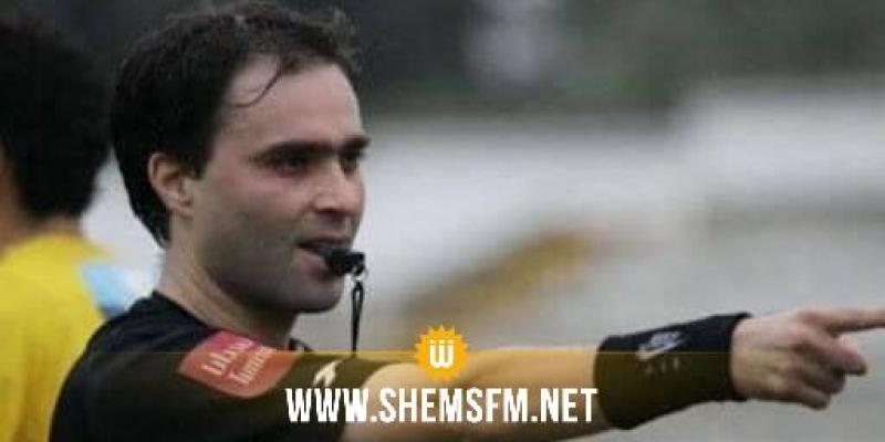 خبير التحكيم بن حسانة ينسحب من برنامج الأحد الرياضي