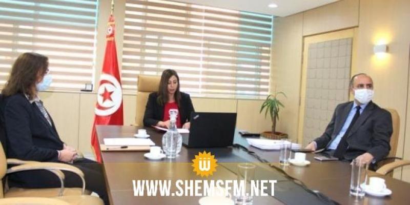Hasna Ben Slimane participe au 14e Congrès de l'ONU sur la prévention du crime et la justice pénale