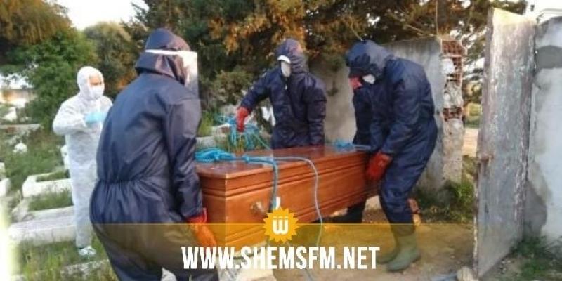 سيدي بوزيد: 3 وفيات و3 إصابات جديدة مقابل 42 حالة شفاء من كورونا