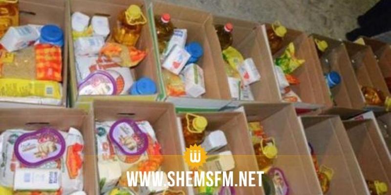 قبلي : حوالي 4 الاف طرد من المواد الغذائية مقدّمة من رئاسة الجمهورية لمساعدة العائلات المعوزة