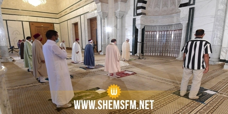 Ministère des Affaires religieuses: les prières non incluses dans les horaires du couvre-feu se poursuivent