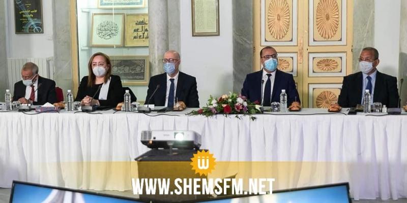 المشيشي يؤكد عمل الحكومة على إتخاذ قرارات مرافقة للفئات المتضررة من الإجراءات الأخيرة