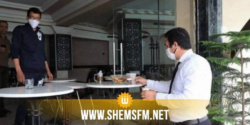 غرفة أصحاب المقاهي: نطالب بالعمل ليلا في شهر رمضان وفق بروتوكول صحي