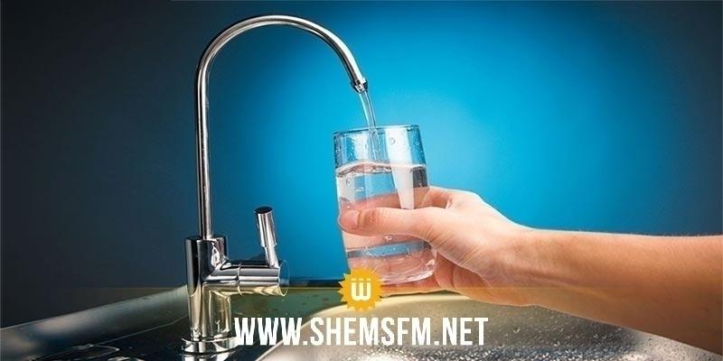 السبت القادم: تسجيل اضطراب وانقطاع في توزيع المياه بمناطق من ولاية نابل