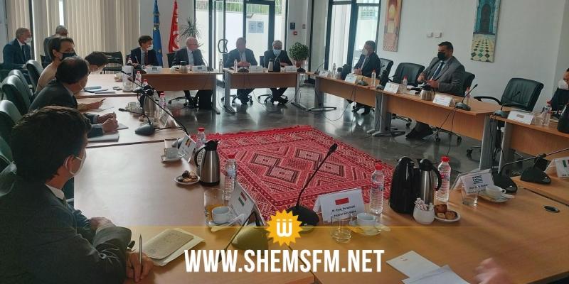 الطبوبي يؤكد لسفراء الاتحاد الأوروبي حرص اتحاد الشغل على تشجيع الاستثمارات الأجنبية في تونس