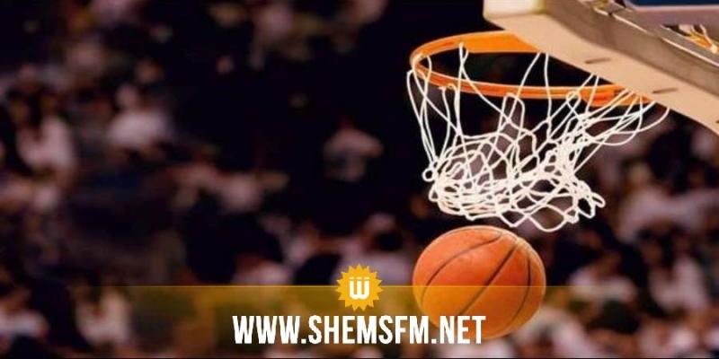 نتائج الجولة الثامنة لمجموعة التتويج في بطولة كرة السلة