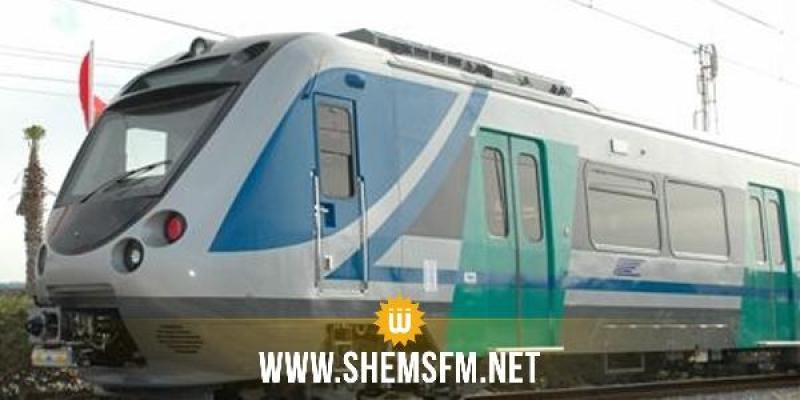 غدا انطلاق العمل به: توقيت قطارات أحواز تونس لشهر رمضان