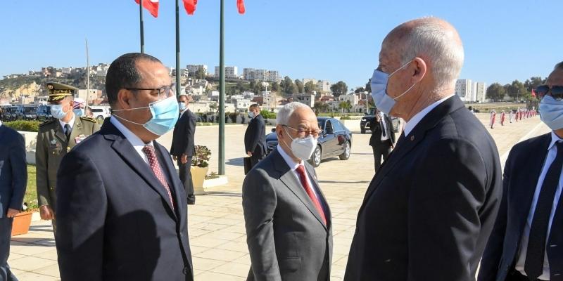 المشيشي: 'بطلب من رئيس الجمهورية سيتم تعديل توقيت حظر الجولان'