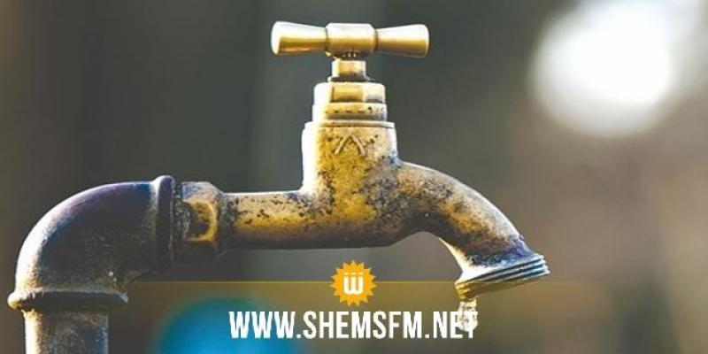 نابل: انقطاع الماء الصالح للشرب بعدة مناطق