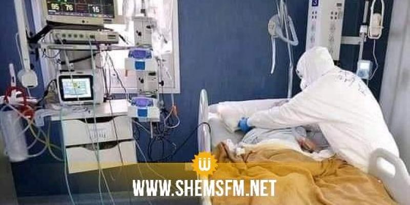 زغوان: ارتفاع نسق الوفيات بكورونا وقسم الإنعاش الطبي يتجاوز طاقته القصوى