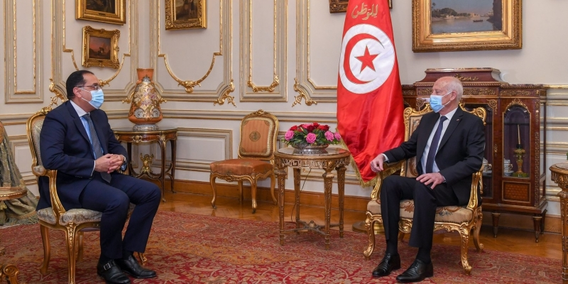 رئيس مجلس الوزراء المصري: 'سيتم إطلاق خط ملاحي بين تونس ومصر'