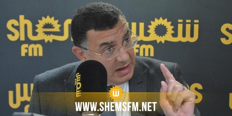عياض اللومي: ''البعض ممن تسببوا في سجن القروي متواجدين في القصبة''