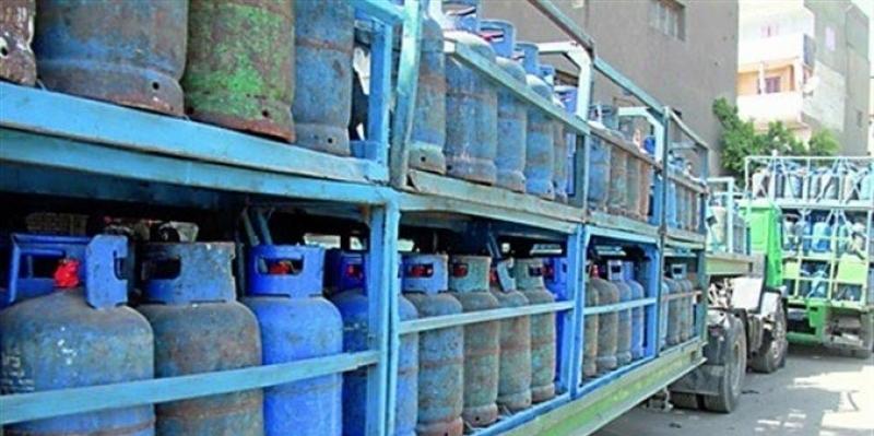 إلغاء إضراب موزعي قوارير الغاز