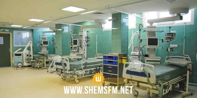 ارتفاع عدد المصابين بكورونا المتكفل بهم في المستشفيات إلى 2072
