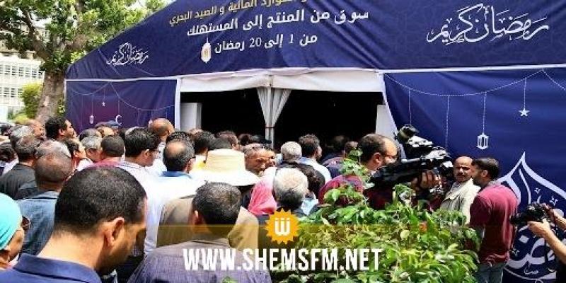 رمضان: نقابة الفلاّحيين تدعو إلى تركيز أسواق دائمة من المنتج إلى المستهلك