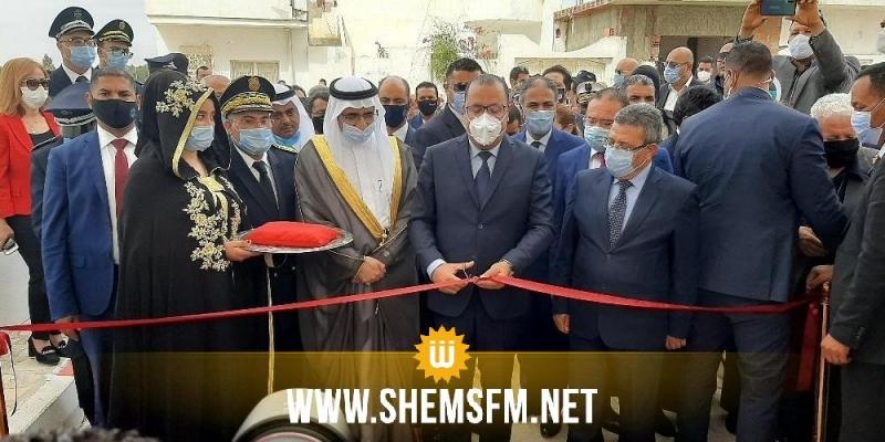 القيروان: المشيشي يشرف على تدشين إقامة سكن ''الرياض''