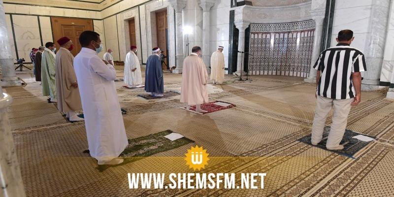 وزارة الشؤون الدينية تحدد ضوابط إقامة صلاة التراويح
