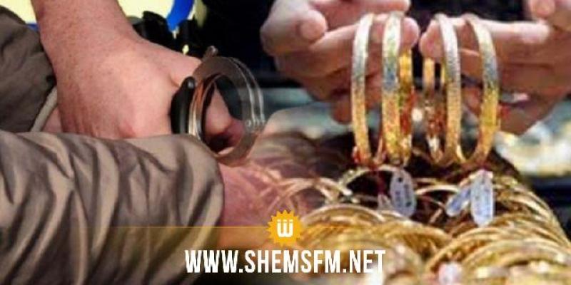 مطار تونس قرطاج: القبض على شخص بحوزته 609 غراما من الذهب