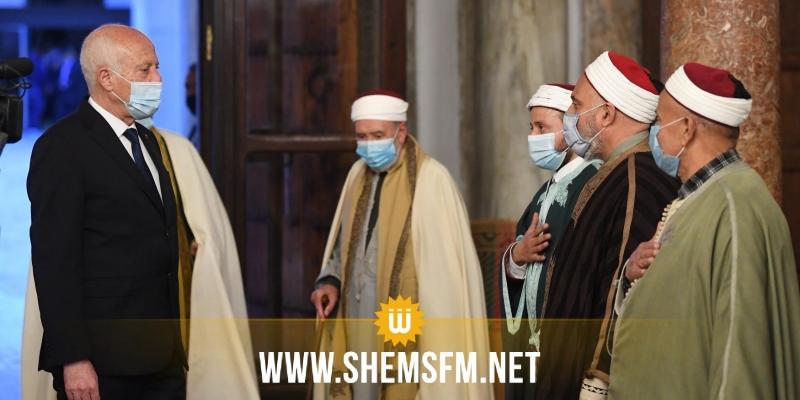 قيس سعيد: 'السلطة ابتلاء من الله'