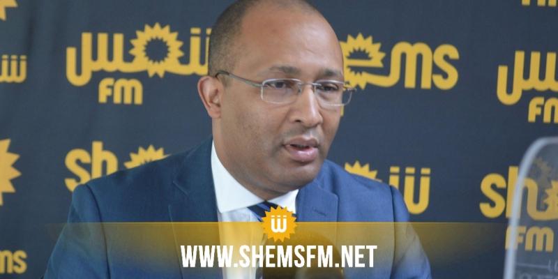 الحجام: 'المواضيع الداخلية أُثيرت في مقر إقامة السفير التونسي بمصر دون حضور أي طرف أجنبي'