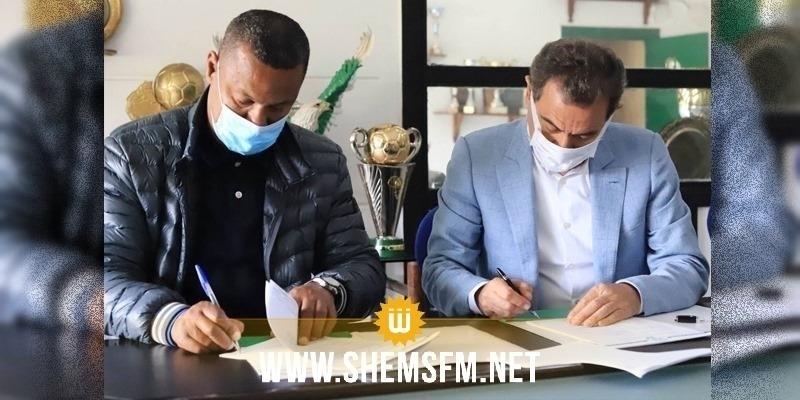 Lassaâd Jarda, nouvel entraîneur du club marocain Raja Athlétique