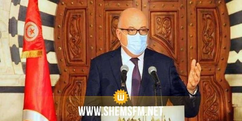 وزير الصحة ينبه: 90% نسبة إنشغال أقسام الانعاش و70% في أقسام الاوكسيجان