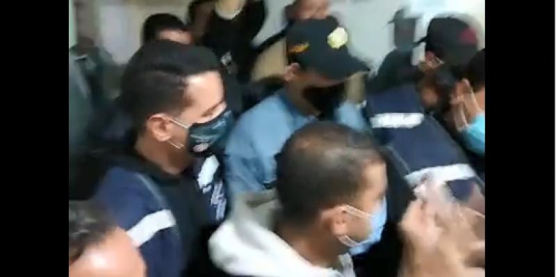 Tentative d'investiture de Kamel Ben Younes avec la force publique à la TAP, des journalistes agressés (vidéo)