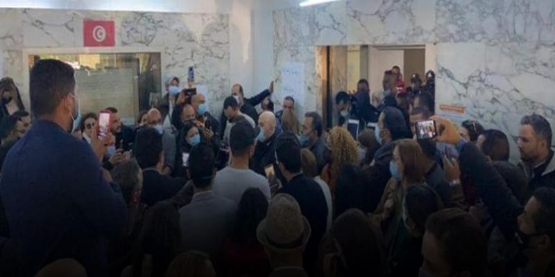 حزب الوطد يدين بشدة اقتحام الأمن لمقر وكالة 'وات'