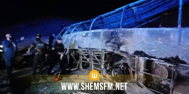 'ماتوا حرقا': مصرع 20 شخصا في حادث مأساوي في مصر