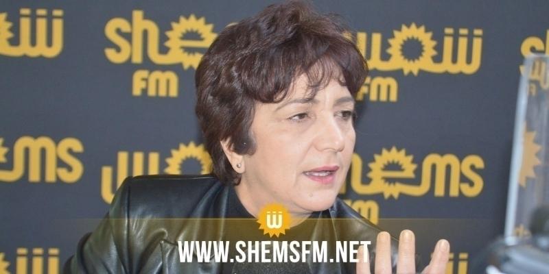 سامية عبو: البرلمان يقر عودة العمل بالاجراءات الاستثنائية وتوضح حول المحكمة الدستورية