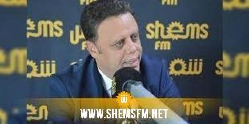 المكي: 'الكثير من نواب قلب تونس مع سحب الثقة من الغنوشي وننتظر توقيعهم على العريضة'