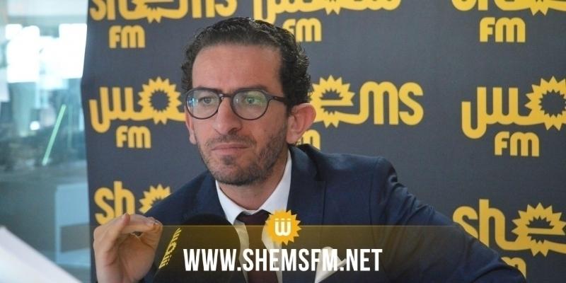 أسامة الخليفي يدعو منجي الرحوي للالتحاق بقلب تونس