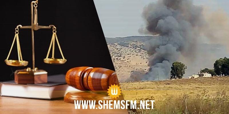 وفاة مواطن في انفجار لغم: النيابة العمومية تقرر إحالة الملف إلى قاضي التحقيق العسكري بالمحكمة العسكرية بالكاف