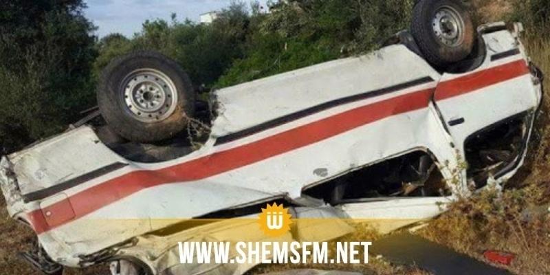 صفاقس: وفاة 3 أشخاص وإصابة آخرين بجروح خطيرة في حادث مرور