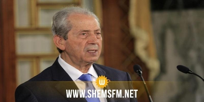 Mohamed Ennaceur :« le déblocage de la crise ne se fera qu'avec un consensus national »