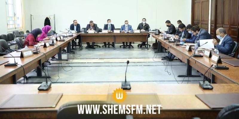 لجنة المالية تدعو وزيري المالية والدفاع لجلسة استماع حول قرض مقدم لفائدة وزارة الدفاع