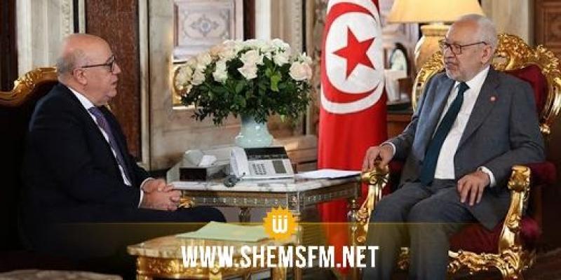في لقاء محافظ البنك المركزي برئيس البرلمان: نسق المبادلات التجارية مع ليبيا لازال ضعيفا