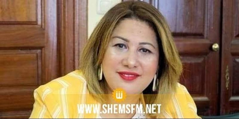 سهير العسكري: الغنوشي يتحمل مسؤولية عدم المرافقة الأمنية لعبير موسي داخل البرلمان