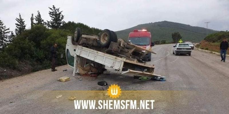 بنزرت: الاحتفاظ بسائق الشاحنة التي كانت تقل عملة فلاحيين