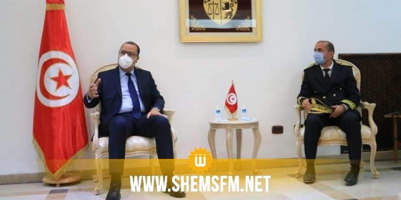 المشيشي: سنجد الصيغة المناسبة بخصوص التعيينات على اذاعة شمس أف أم ووكالة تونس افريقيا للأنباء