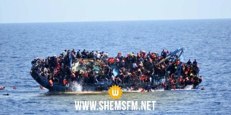 صفاقس: انتشال جثث 21 مسافرا غير نظامي