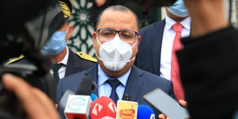 هشام المشيشي: 'قطار التنمية تأخر في القصرين'