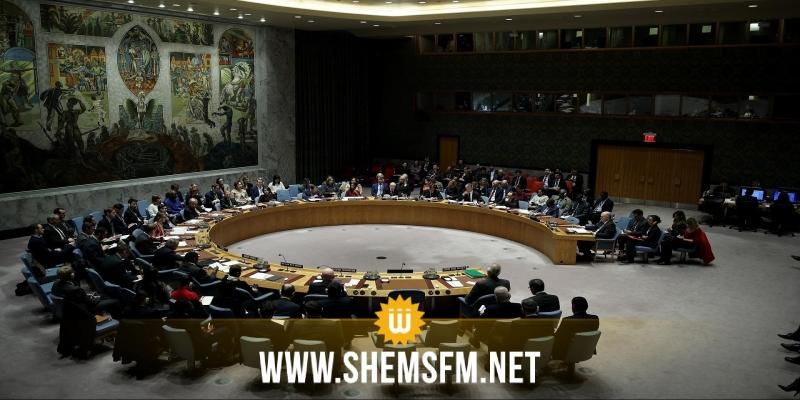 مجلس الأمن الدولي يوافق على إرسال مراقبين لوقف إطلاق النار في ليبيا