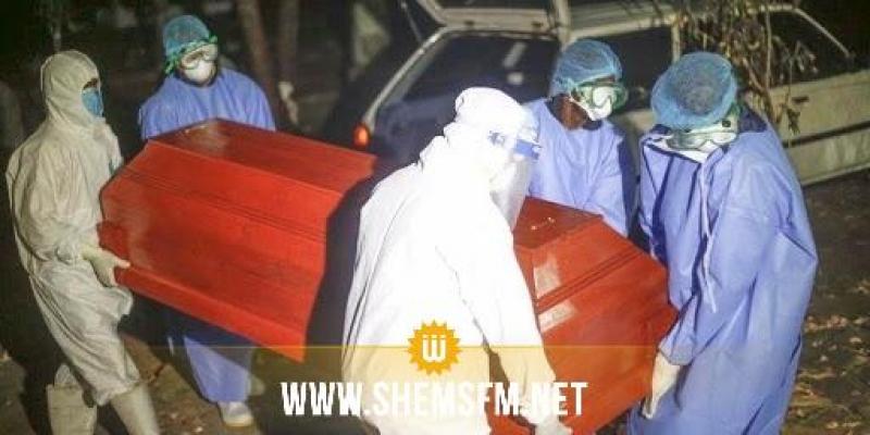 جندوبة: 3 وفيات و34 إصابة جديدة بفيروس كورونا