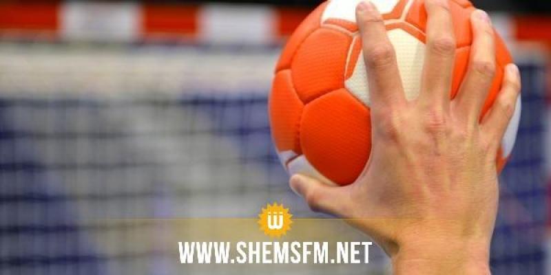 نتائج الجولة الافتتاحية لمرحلة التتويج في بطولة كرة اليد