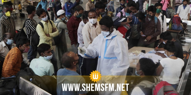 حصيلة قياسية: أكثر من 261 ألف إصابة بكورونا خلال 24 ساعة في الهند