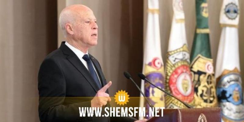 سعيّد: أسباب تعطل مشروع قانون تعويض عائلات شهداء القوات المسلحة كان يمكن تخطيها