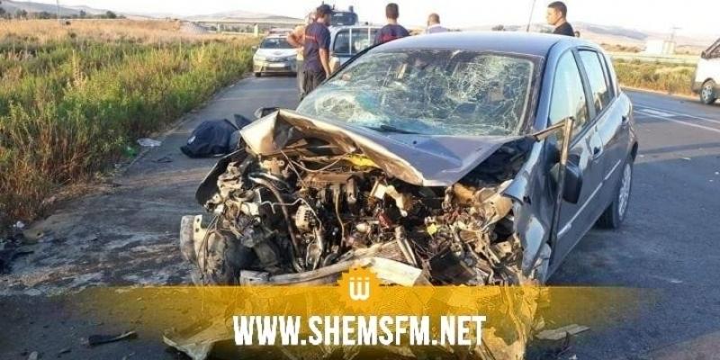 نهاية الأسبوع المنقضي: 9 قتلى و43 جريحا نتيجة حوادث المرور